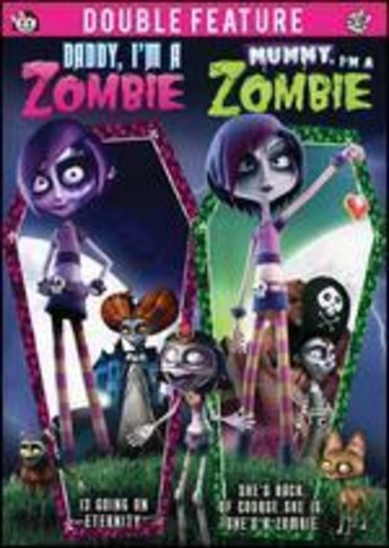 Mummy I'm a Zombie /  Daddy I'm a Zombie - Double Feature