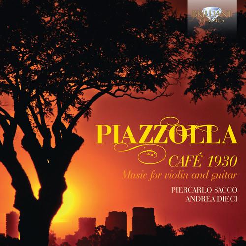 Cafe 1930 Music for Violin & Guitar