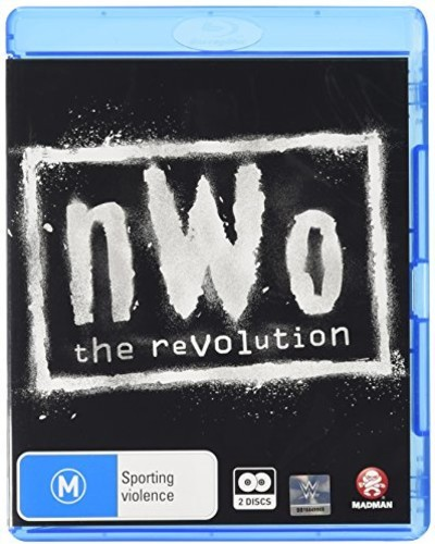 WWE: Now - The Revolution [Import]