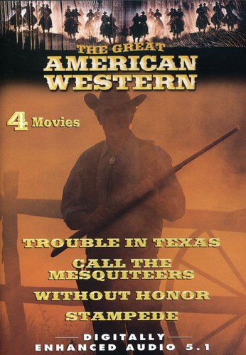 The Great American Western: Volume 21