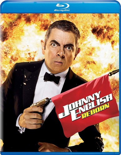 Johnny English [Movie] - Johnny English Reborn