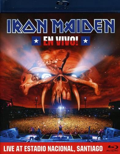 Iron Maiden - En Vivo! [Import]