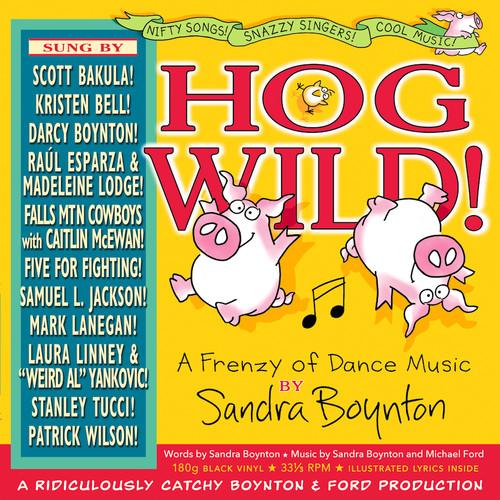 Sandra Boynton - Hog Wild! [LP]