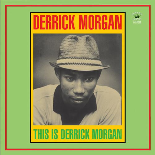 Derrick Morgan - This Is Derrick Morgan
