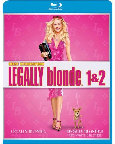 Legally Blonde 1 & 2
