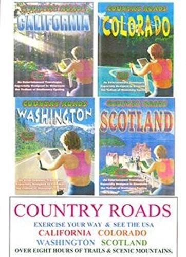 Country Roads - California - Washington - Colorado