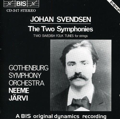 Symphonies #1 Op 4 & No.2 Op 15