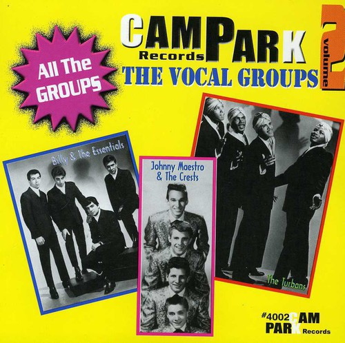 Cameo Parkway Vocal Groups, Vol. 2