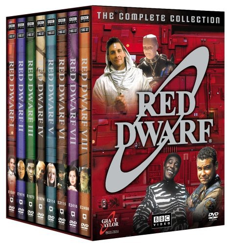 Red Dwarf Complete Collection