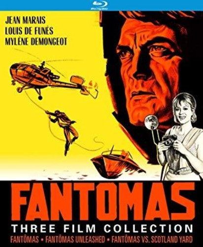 - Fantomas 1960s Collection (2pc) / (2pk)