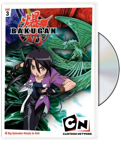 Bakugan: Battle Brawlers: Volume 3: Good vs. Evil