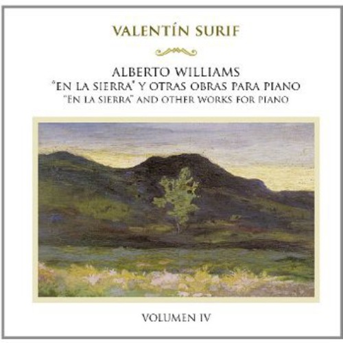 En la Sierra & Other Works for Piano 4