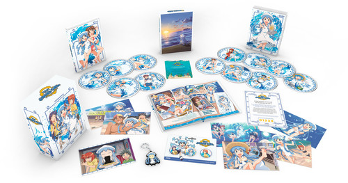 Squid Girl (Premium Box Set)