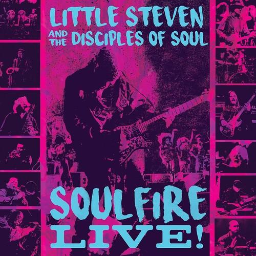 Little Steven - Soulfire Live!