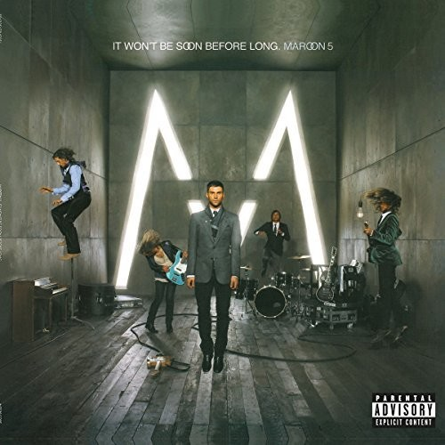 Maroon 5 - It Won't Be Soon Before Long [LP]