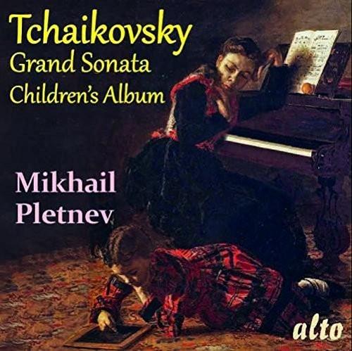 Grand Sonata In G Major & Children's Album