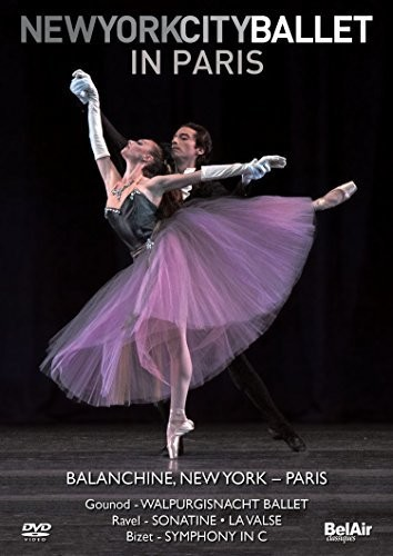 New York City Ballet in Paris
