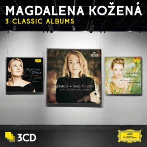 Kozena: Three Classic Albums