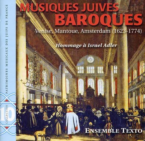Jewish Baroque: Venice & Mantua - 1623-1774 /  Var