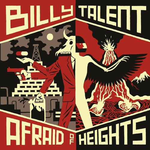 Billy Talent - Afraid Of Heights [2CD Deluxe Edition]
