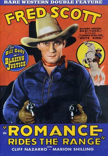 Blazing Justice (1936) /  Romance Rides the Range (19