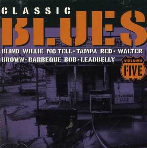 Classic Blues Collection Volume 5 /  Various [Import]