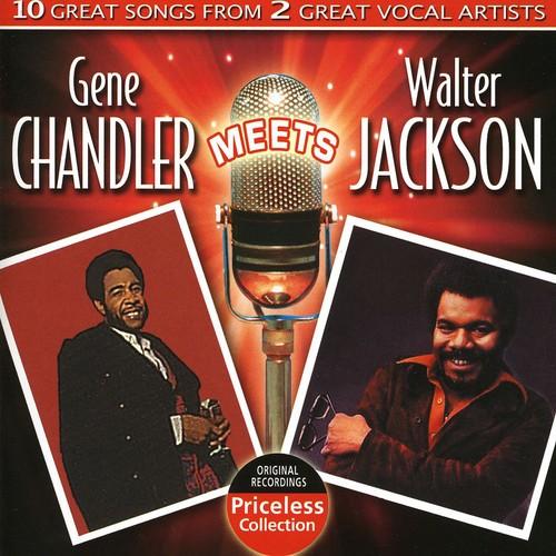 Gene Chandler Meets Walter Jackson