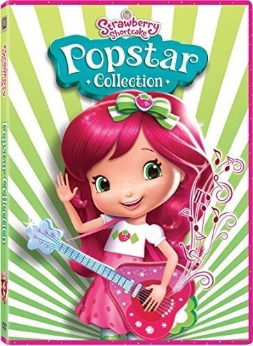 Strawberry Shortcake Popstar Collection