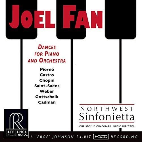 Joel Fan - Dances for Piano & Orchestra