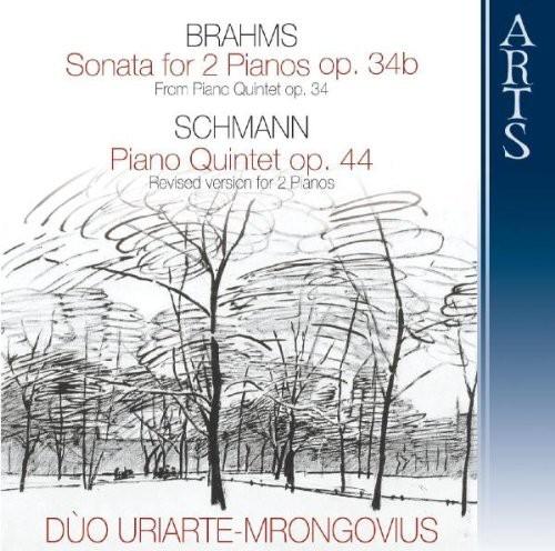 Sonata for Two Pianos in F-Minor