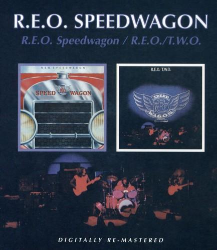 R.E.O. Speedwagon /  R.E.O. T.W.O. [Import]