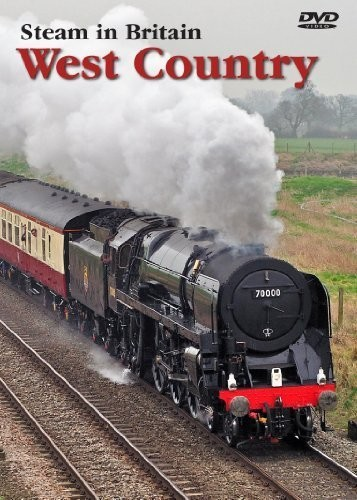 Steam in Britain West Country [Import]