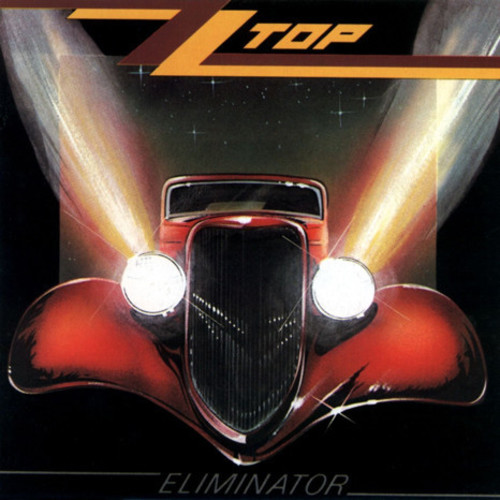 ZZ Top - Eliminator [Rocktober 2016 Exclusive Limited Edition Opaque Red Vinyl]