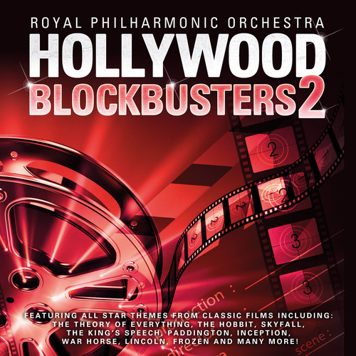 The Royal Philharmonic Orchestra - Hollywood Blockbusters 2