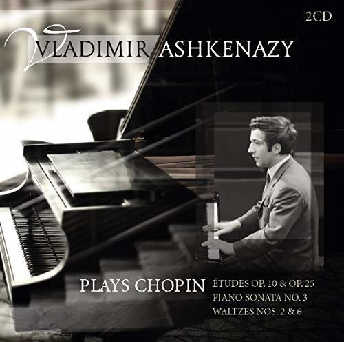 VLADIMIR ASHKENAZY - Plays Chopin