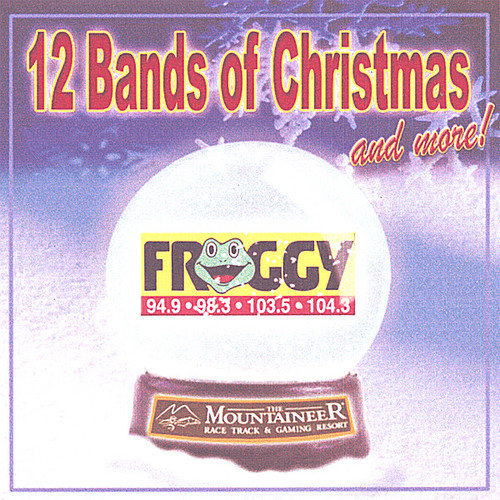 12 Bands Of Christmas