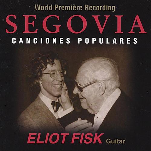Segovia Canciones Populares