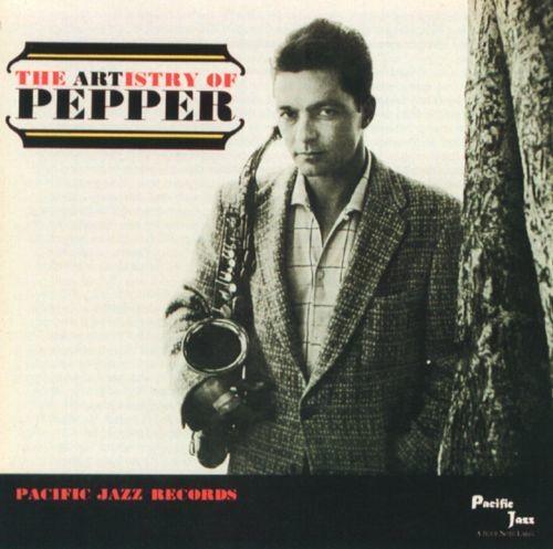 Art Pepper - Artistry Of Pepper