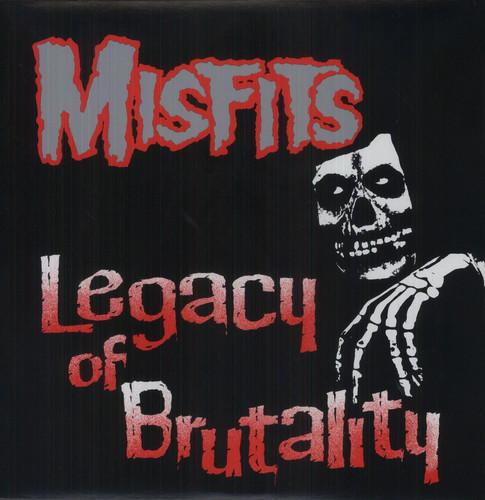 Misfits - Legacy Of Brutality