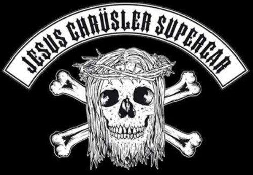 Jesus Chrusler Supercar - Among the Ruins & Desolate Lands