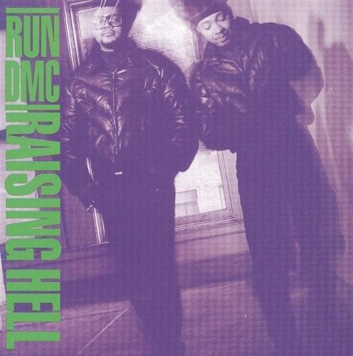 RUN-D.M.C. - Raising Hell [Import LP]