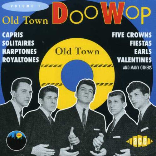 Old Town Doo Wop 1 /  Various [Import]