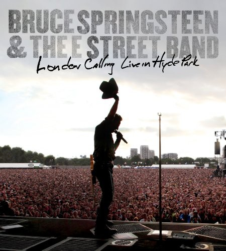 Bruce Springsteen - London Calling-Live In Hyde Park