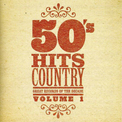 50's Country Hits 1 /  Various