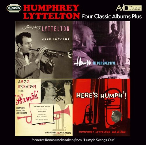 Jazz Concert/ Jazz Session/ In Perspective/ Here's Humph