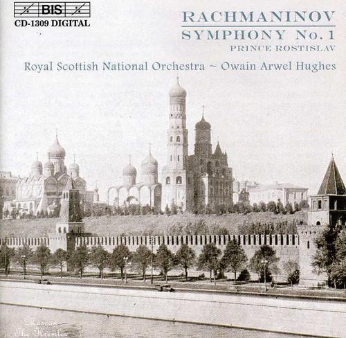 Symphony 1 in D minor /  Prince Rostislav
