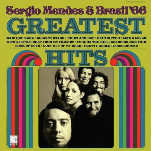 Sergio Mendes & Brasil '66 - Greatest Hits [LP]