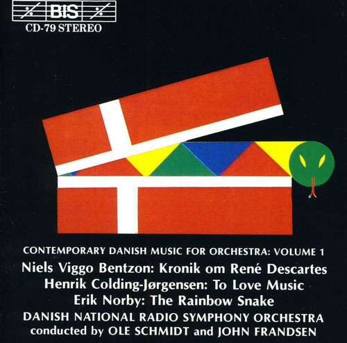 Comtemporary Danish Music for Orchestra 1