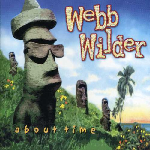 Webb Wilder - About Time