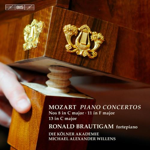 Mozart: Piano Concertos Nos 8, 11 & 13